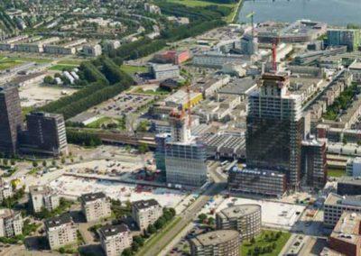 Kantorenstrategie, Almere